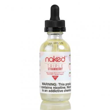 Naked - Triple Strawberry - 60ML