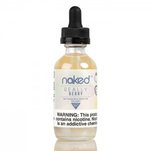 Naked - Really Berry - 60ML