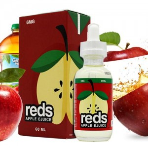Reds Apple E-Juice by Vape 7 Daze 60mL