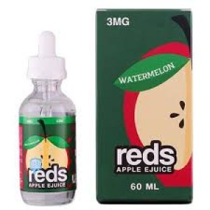 Reds Watermelon by Vape 7 Daze 60mL