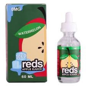Reds Watermelon Iced by Vape 7 Daze 60mL
