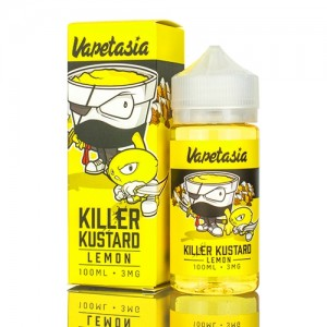 Vapetasia - Killer Kustard Lemon - 100ML