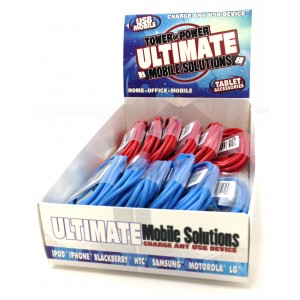 Tower of Power - iPhone 4 Wires - 24ct Box