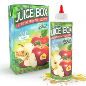 Mad Hatter - Juice Box - 180ml