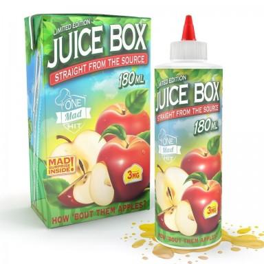 Mad Hatter - Juice Box - 180ml