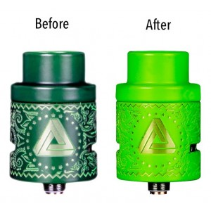 Limitless ATTY Color Changing coil cover
