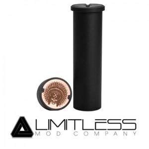 Limitless Matte Black Body Copper